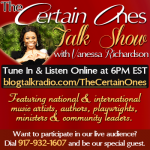 Blog Talk Banner - The Certain Ones