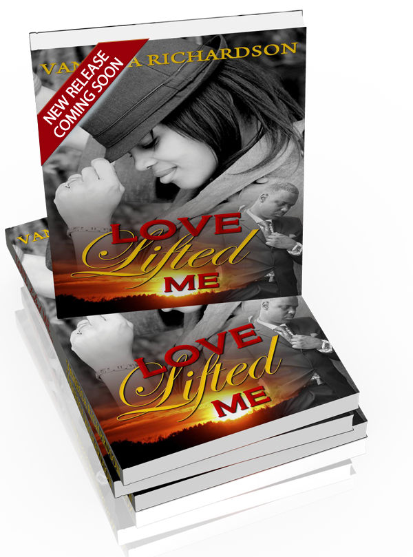 Love Lifted Me Book Cover iso